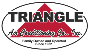 Triangle Air Conditioning | 412-257-2677 Retina Logo