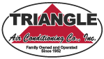 Triangle Air Conditioning | 412-257-2677 Logo